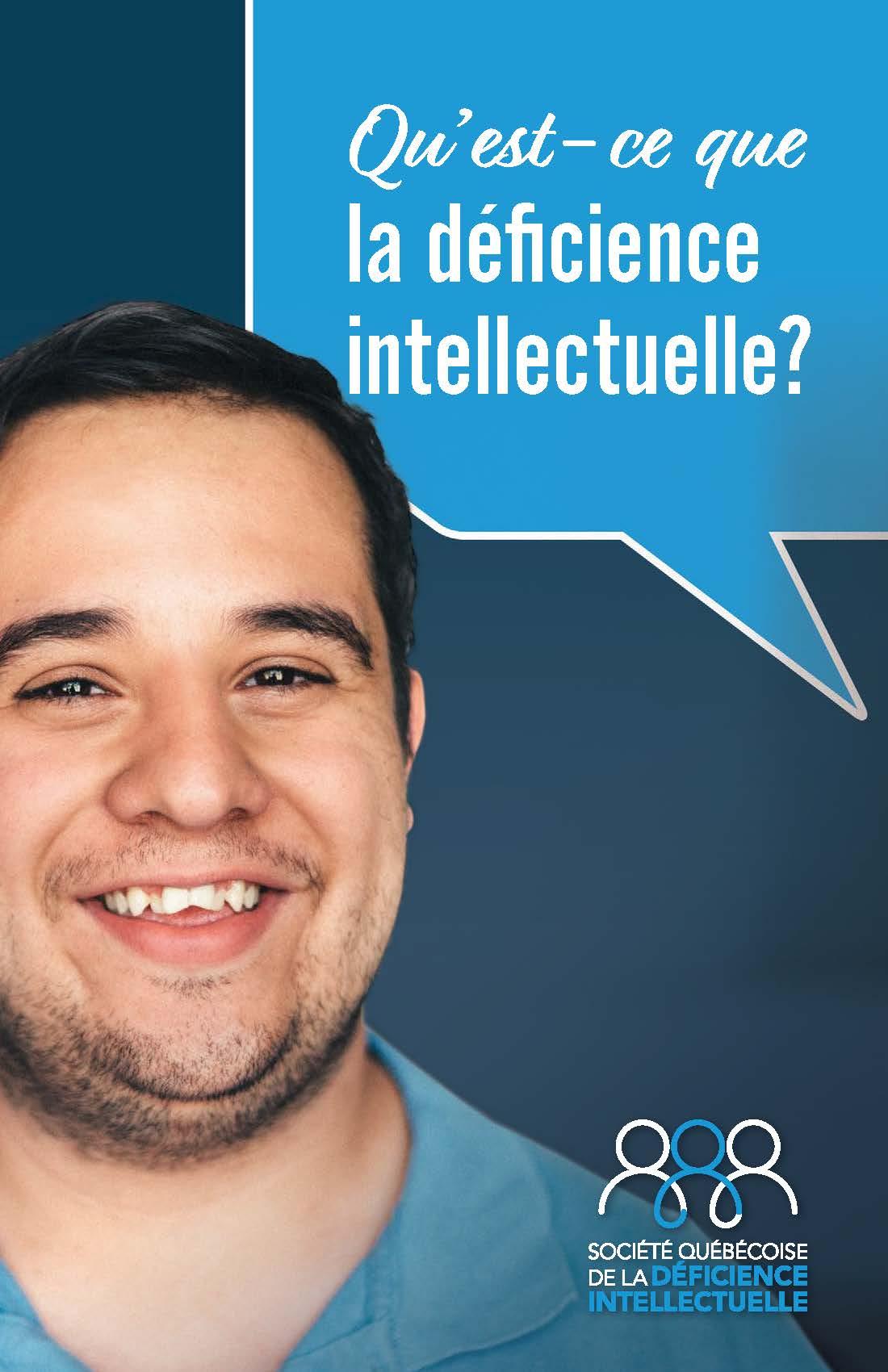 Brochure qu'est-ce que la déficience intellectuelle